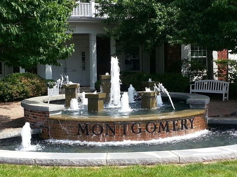 City of Montgomery Fountain