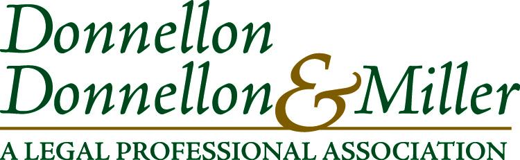 Donnellon, Donnellon, & Miller Logo