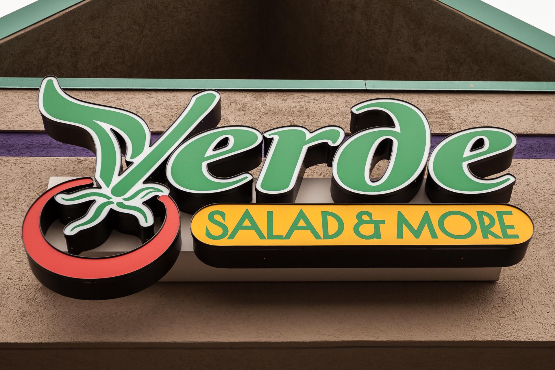 Verde Salad & More