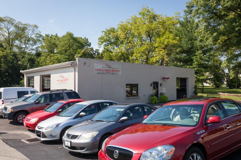 Don's auto repair inc